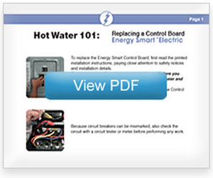 energy smart® water heater repair  whirlpool electric water heater diagrams #14
